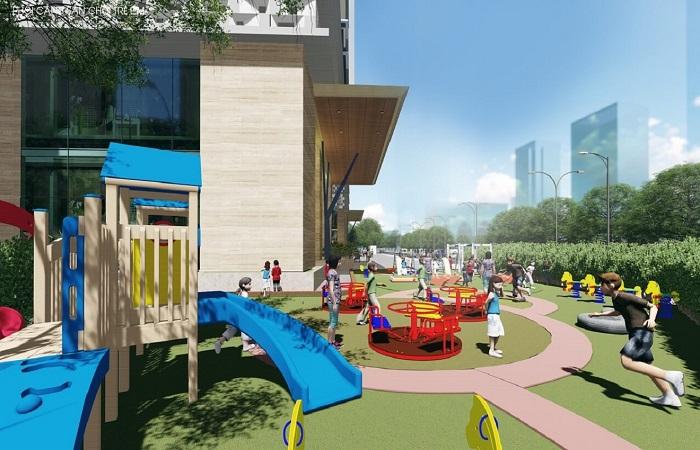 Tiện ích Dự án The Park Home với cảnh quan đẹp nhất